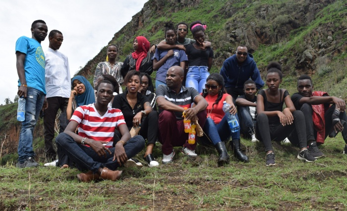 Nairobi Aviation tourism students