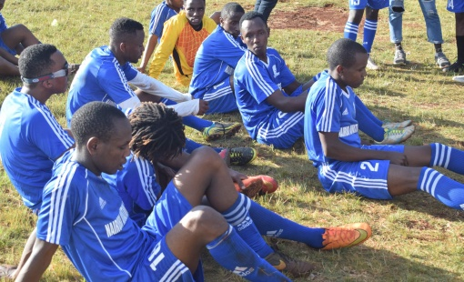 Nairibi Aviation Fooball team